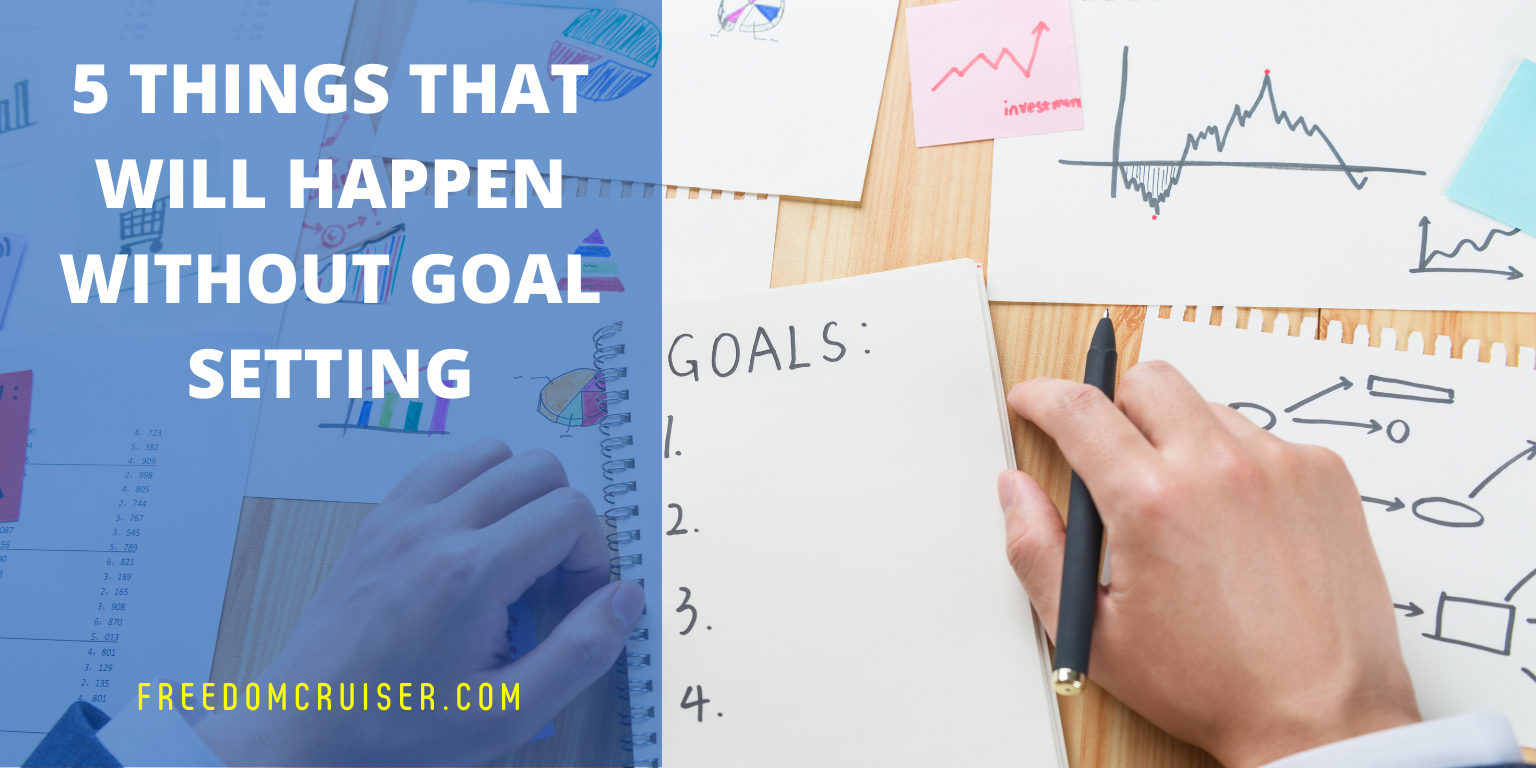 5 Things that Will Happen Without Goal Setting 3