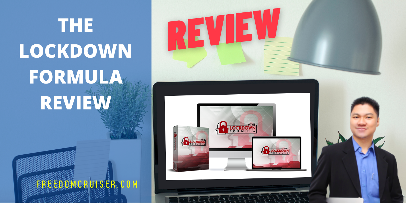 The Lockdown Formula Review: Your Income Solution in Times of Crisis 1