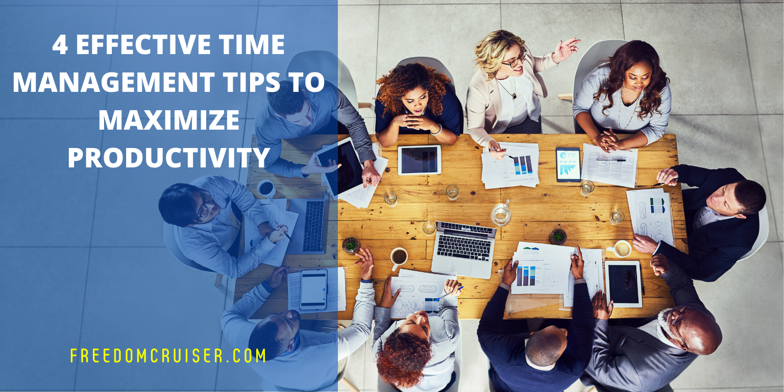 4 Effective Time Management Tips to Maximize Productivity 9