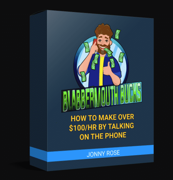 Blabbermouth Bucks Review: The Fastest Way to Secure Your Financial Situation During This Pandemic 1