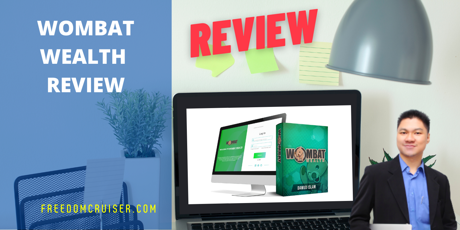Wombat Wealth Review: Easy Way to Build Your List and make Recurring Monthly COMI$$ION$ 1