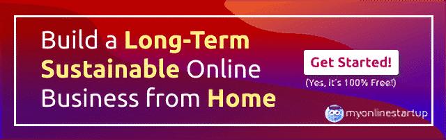 My Online Startup