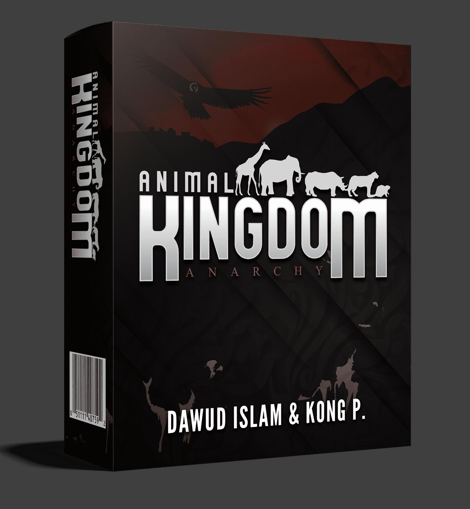 Animal Kingdom Anarchy Box