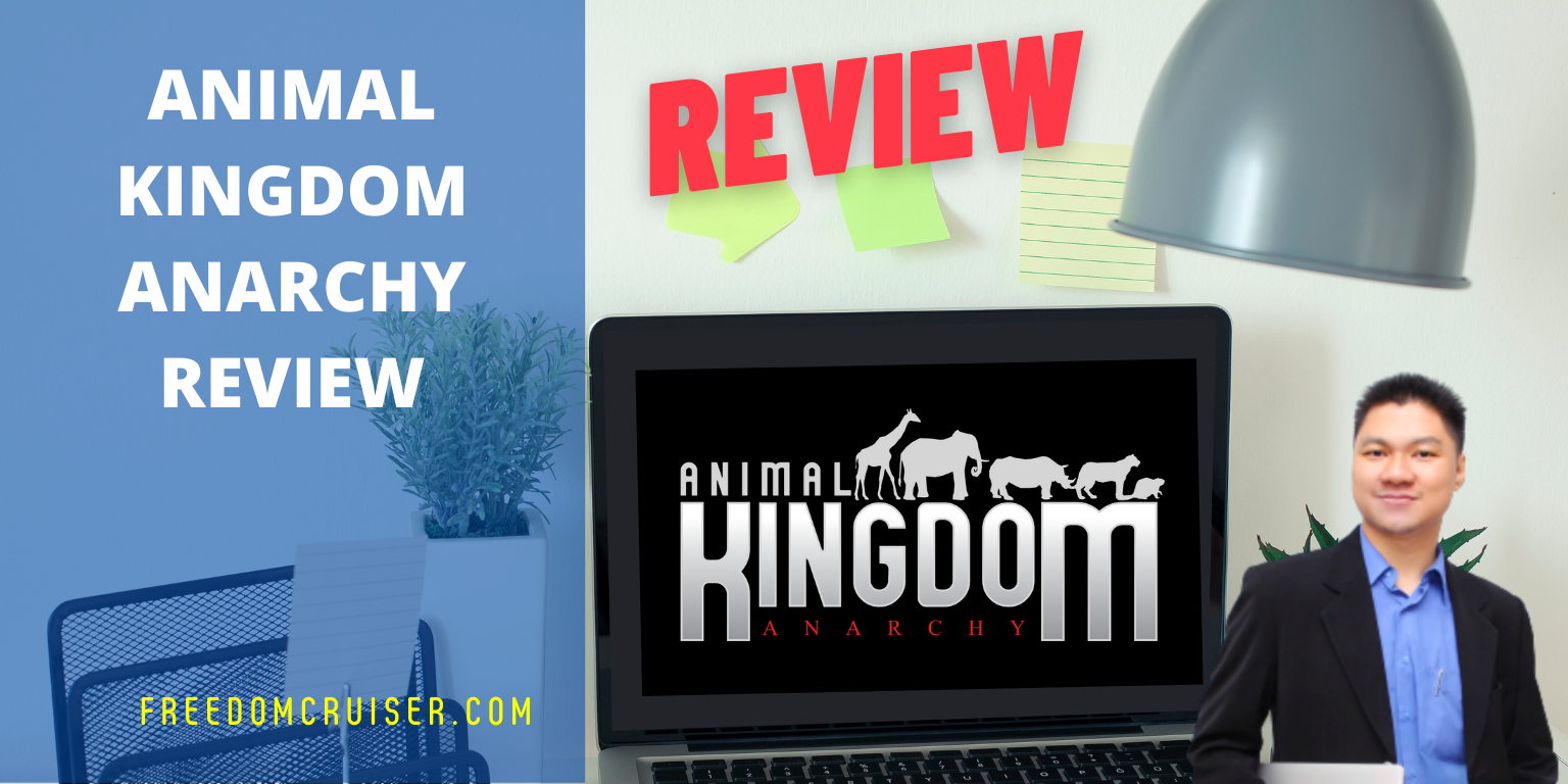 Animal Kingdom Anarchy Review: Get 35 Products For The Price Of ONE! 1