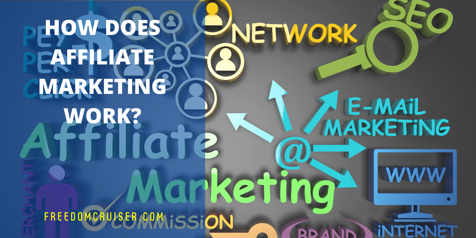 How Does Affiliate Marketing Work? 1