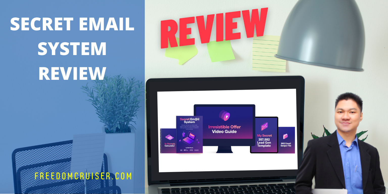 Matt Bacak's Secret Email System Review: Built A 7-Figure Online Business Using Nothing But Ethical Email Marketing 1