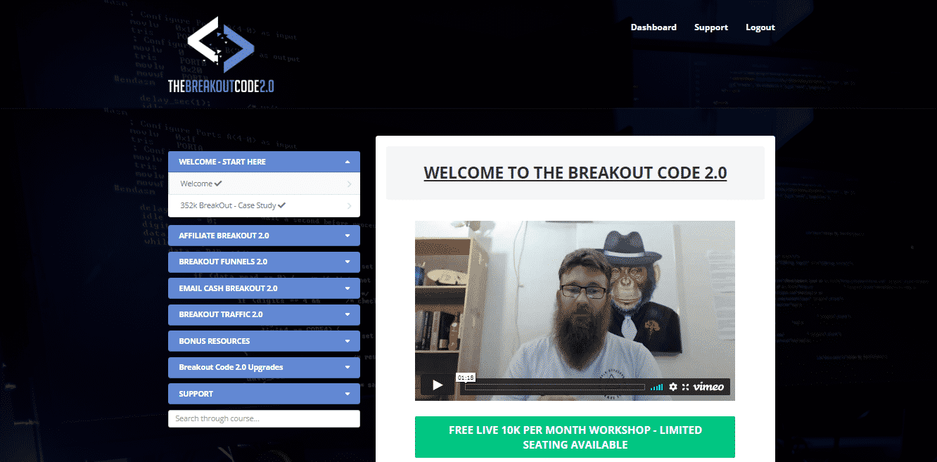 The Breakout Code 2.0 Review: How an Ordinary Guy Banked 350K in 2020 and How You Can Do That Too 3
