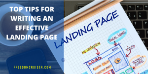 Top Tips for Writing an Effective Landing Page 3