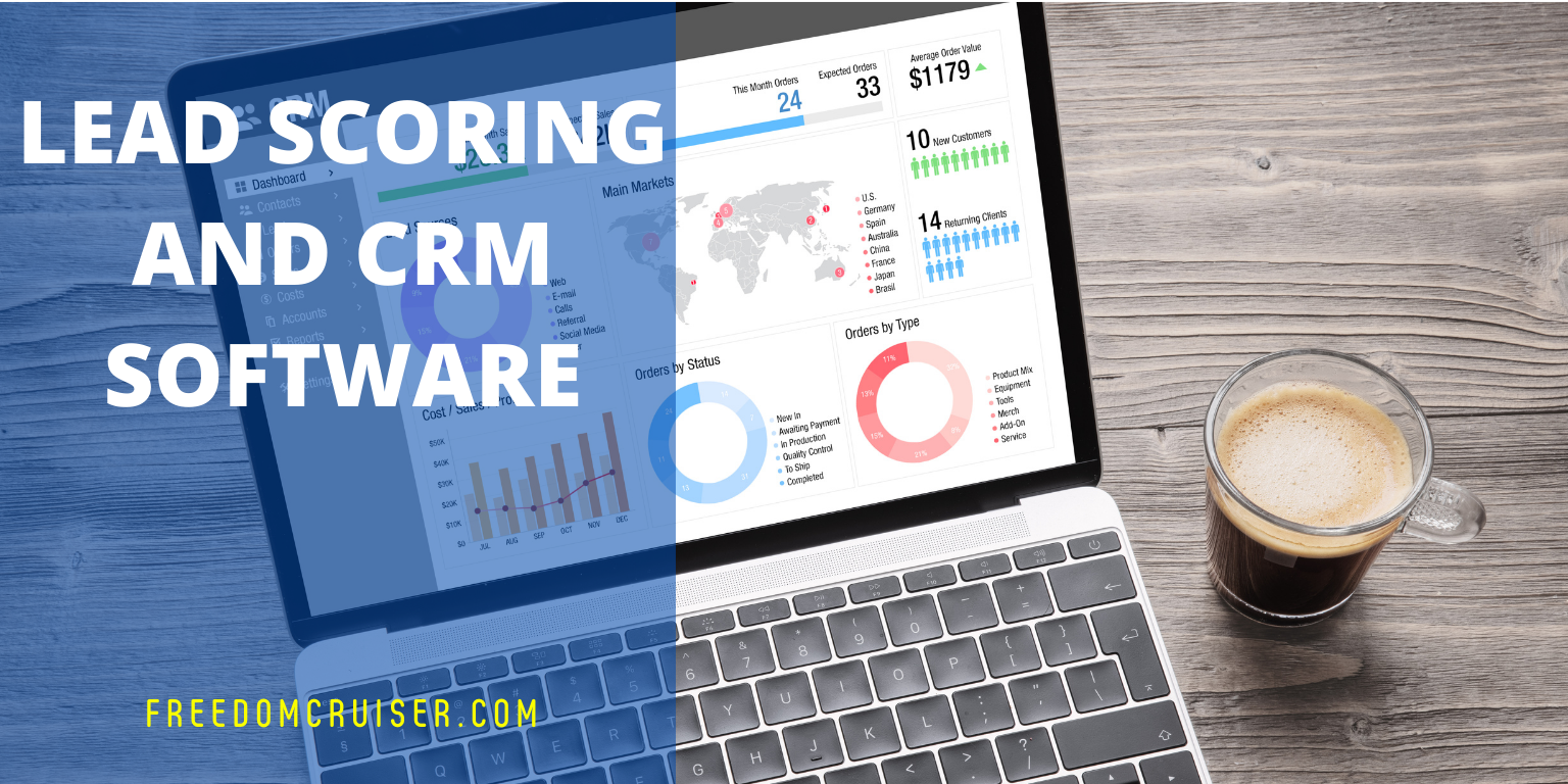 Lead Scoring and CRM Software 1