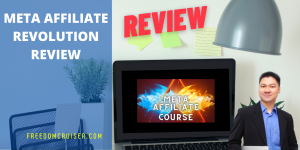 Meta Affiliate Revolution Review: How To Make Consistent High Ticket Sales 1