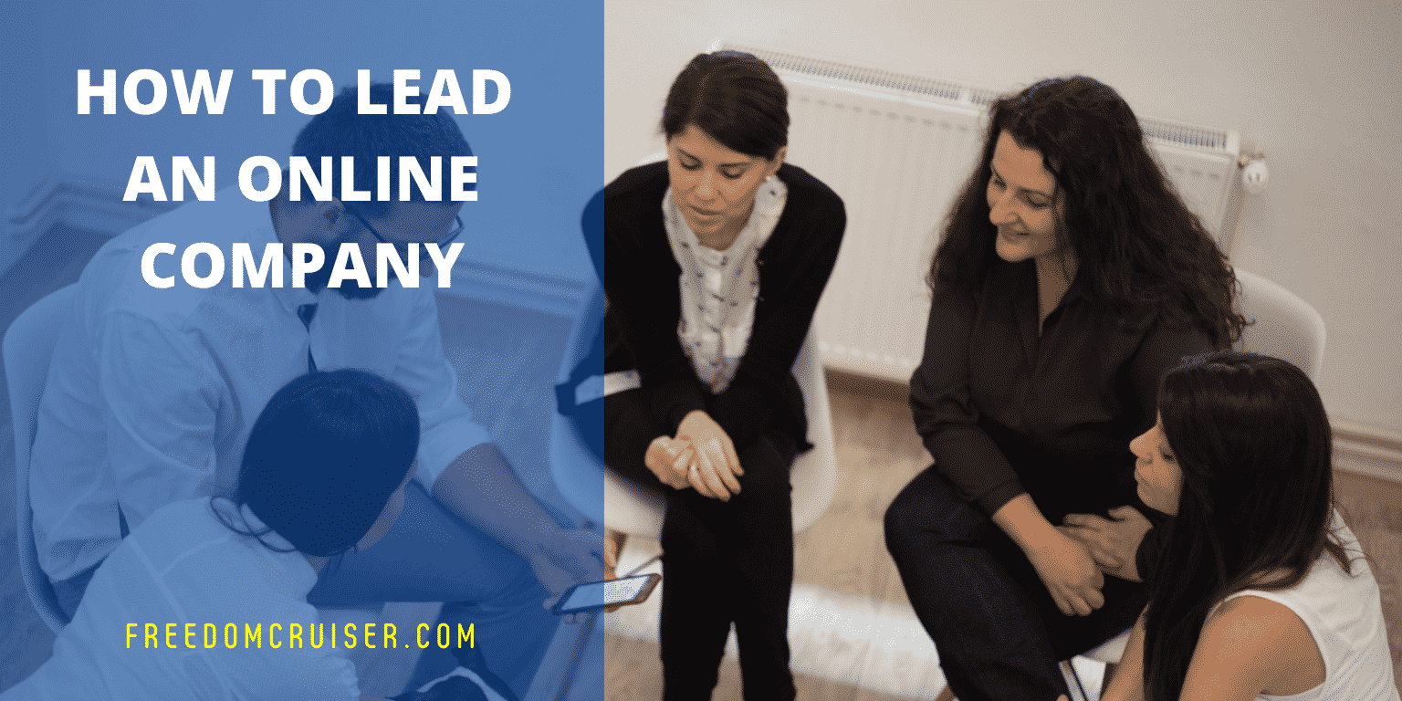 How To Lead An Online Company 9