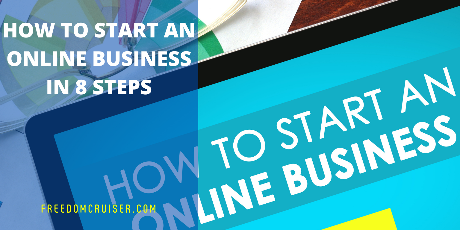 How To Start An Online Business in 8 Steps 7